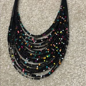Jewelry - African beaded necklace